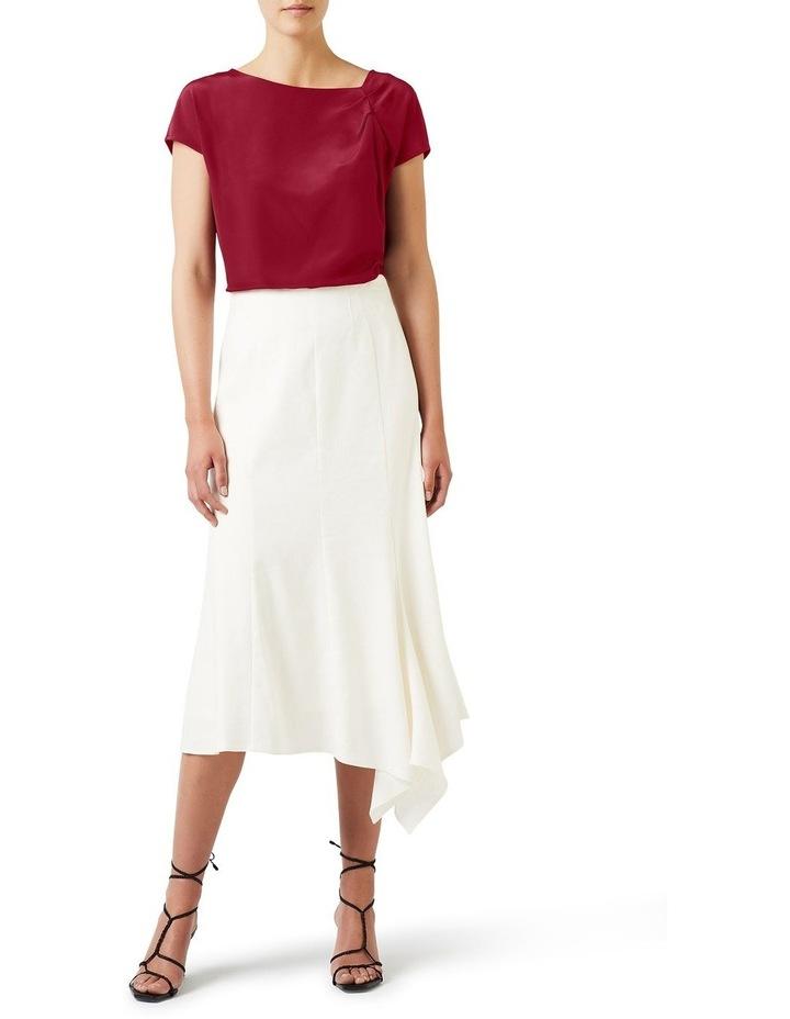 Irene Linen Skirt image 2