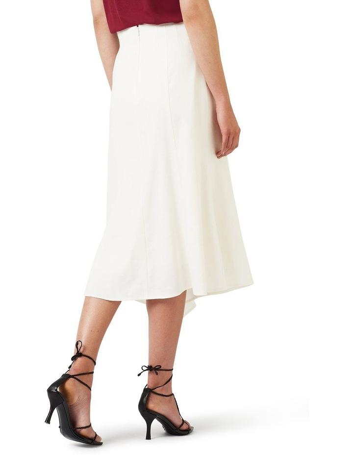 Irene Linen Skirt image 4