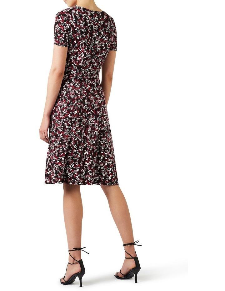 Mackay Twist Neck Dress image 4