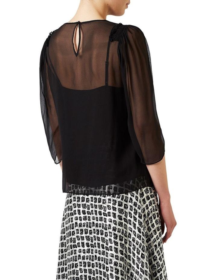 Carmen Silk Blouse image 4