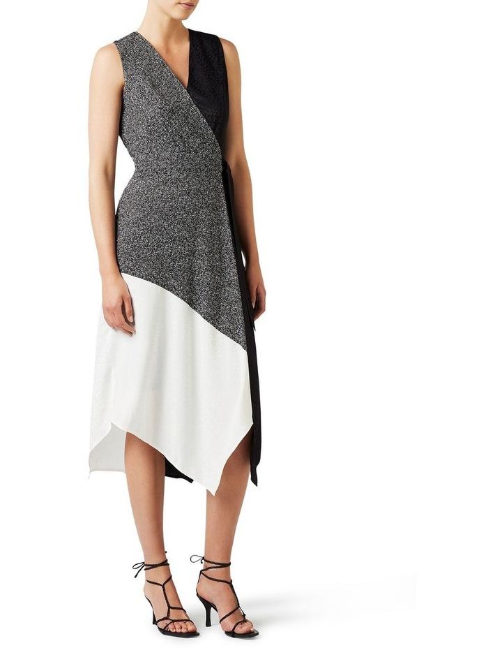 Colour Block Dress image 1