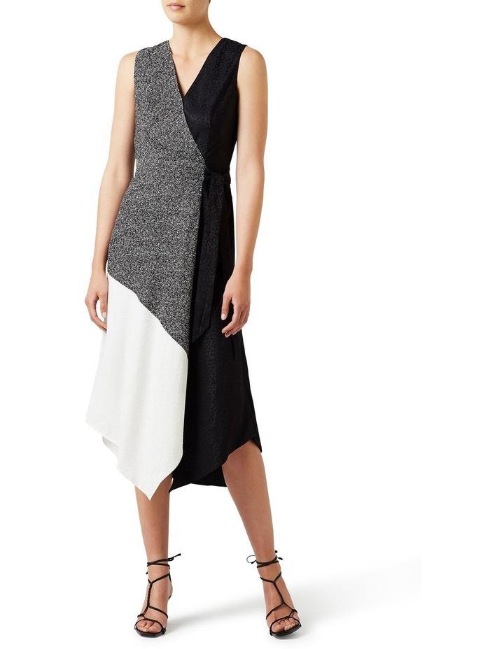 Colour Block Dress image 2