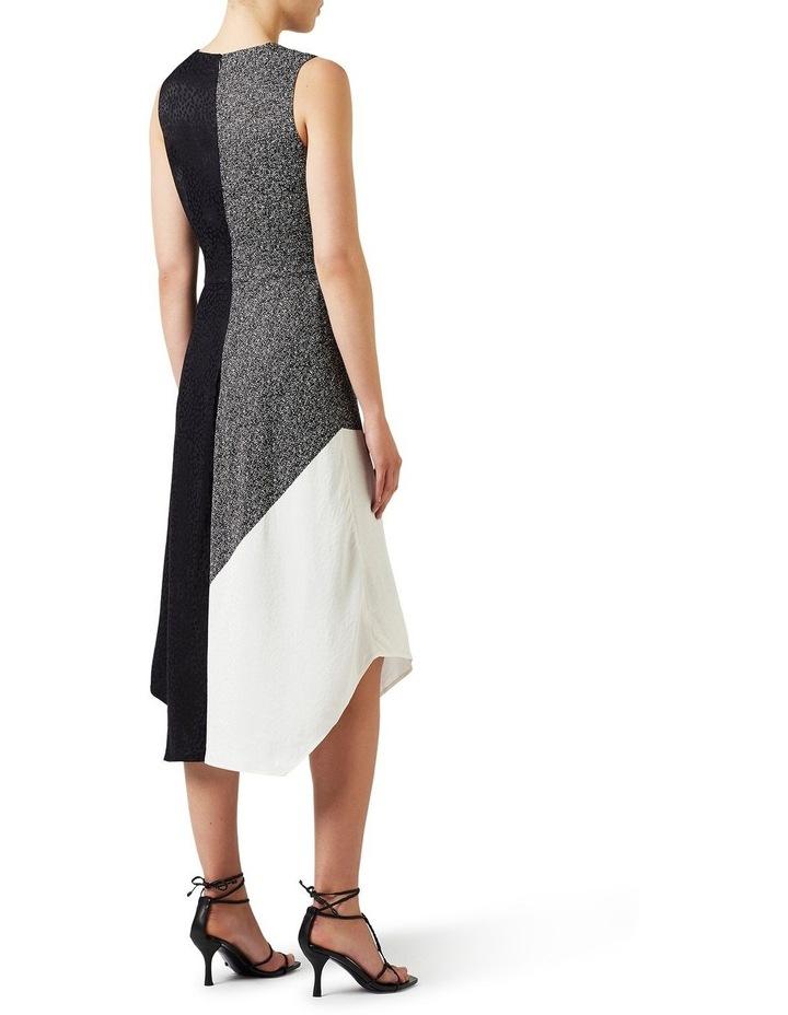 Colour Block Dress image 4