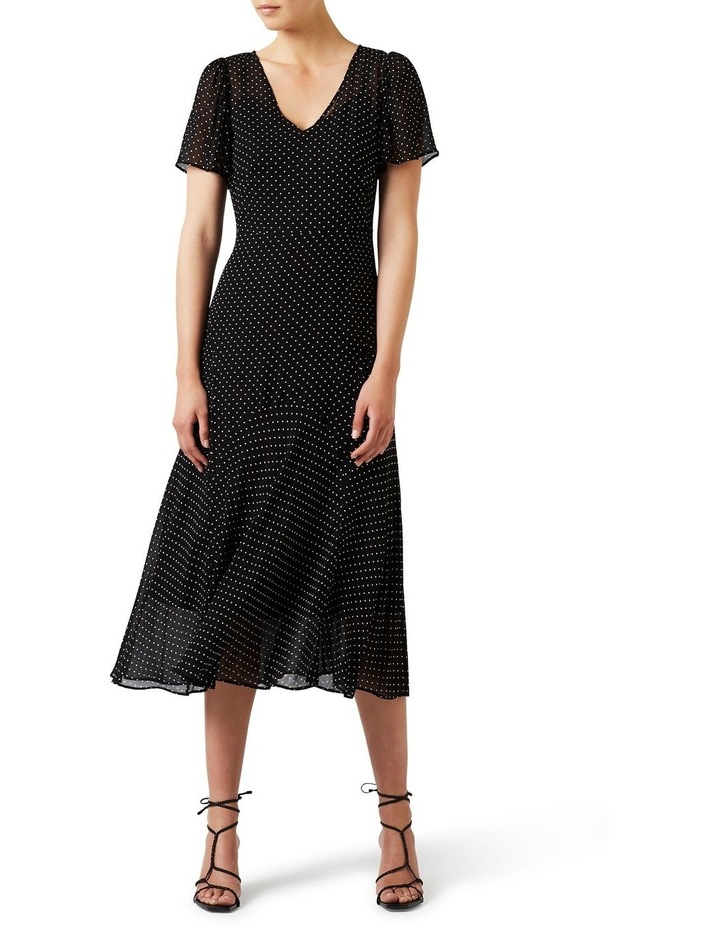 Alexandria Spot Dress image 4