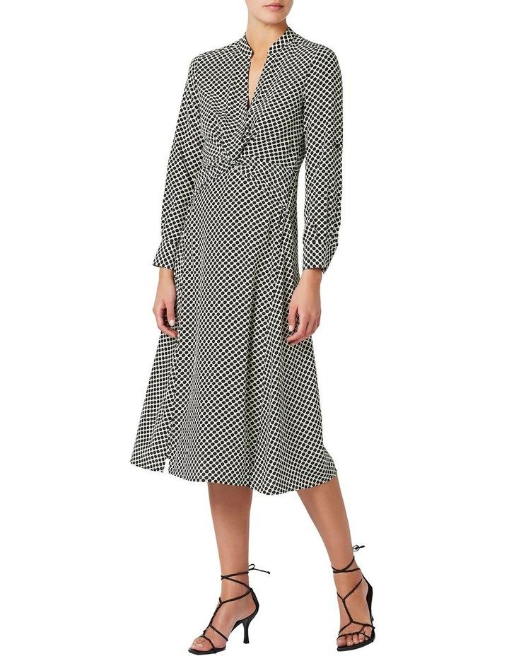 Emme Silk Shirt Dress image 1