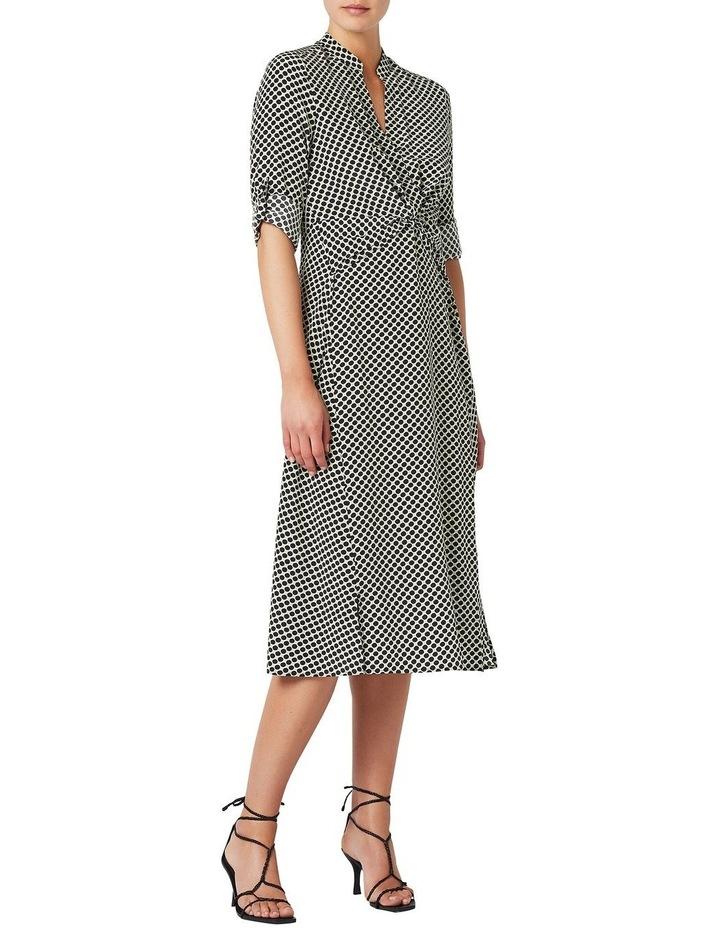 Emme Silk Shirt Dress image 2