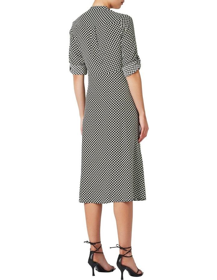 Emme Silk Shirt Dress image 3