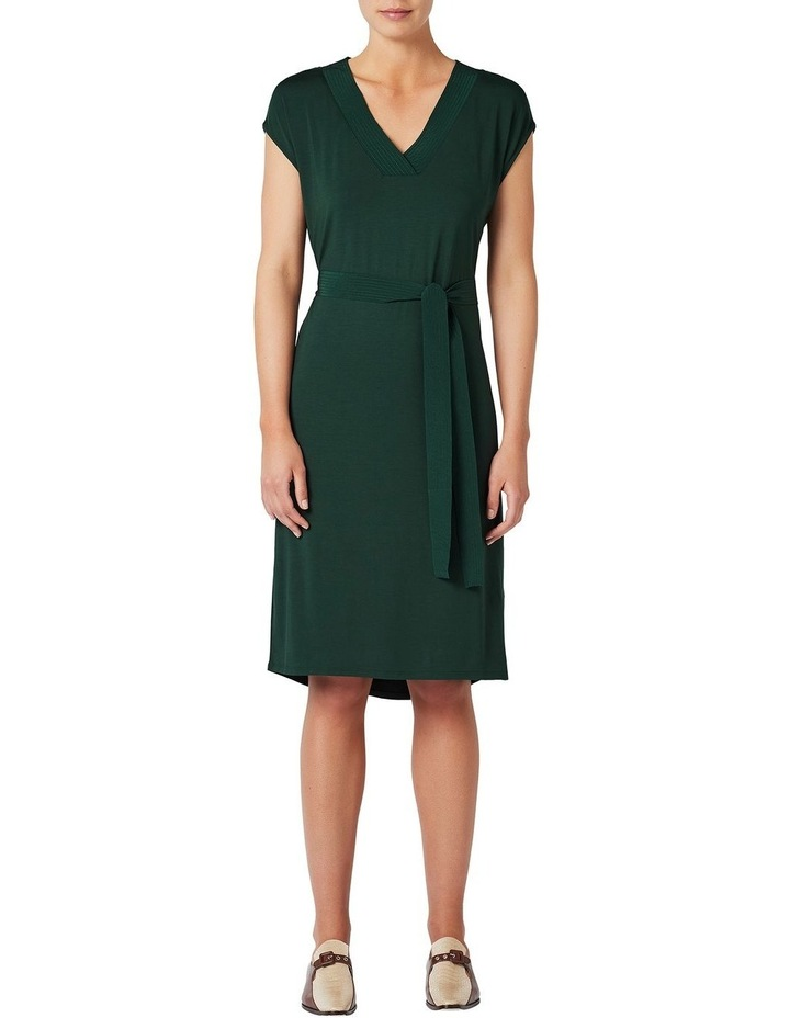 Maeve Silk Trim Dress image 1
