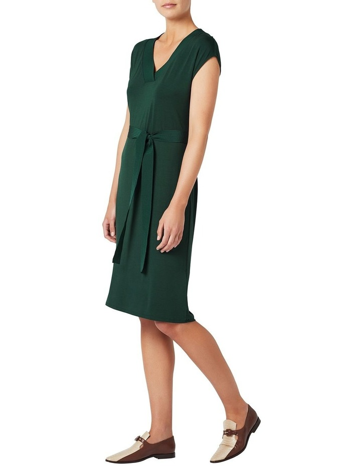 Maeve Silk Trim Dress image 2