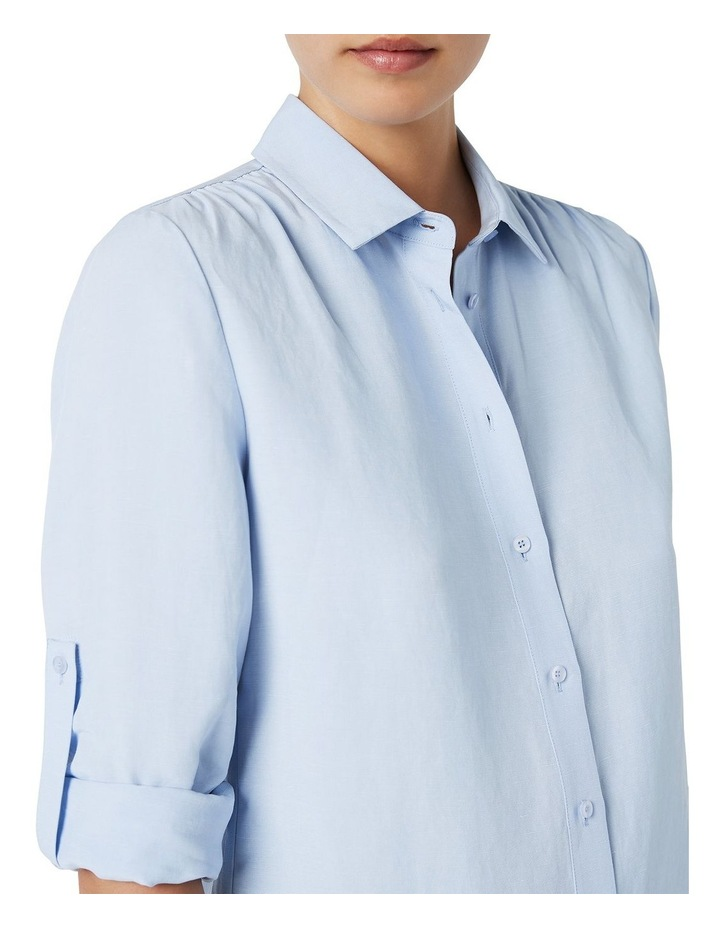 Katrina Linen Shirt image 4