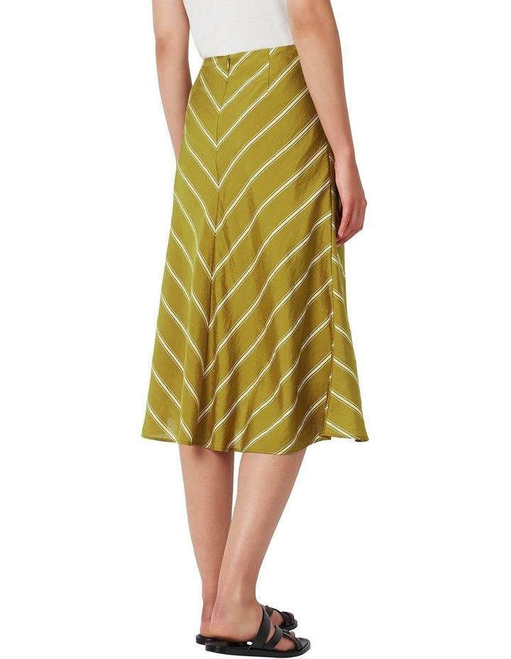 Emmy Stripe Aline Skirt image 3