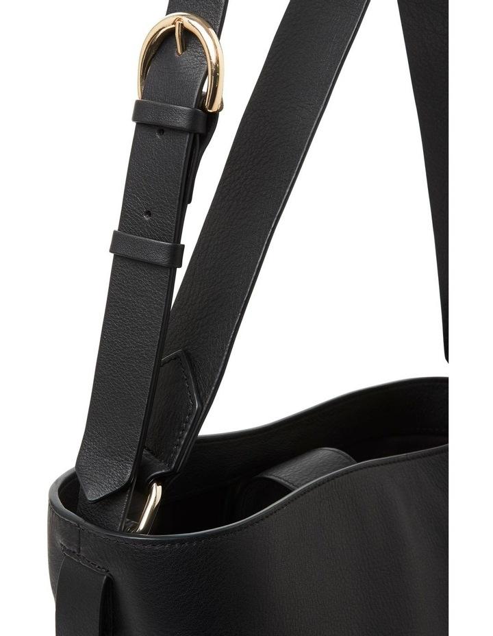 Clare Leather Shoulder Bag image 4