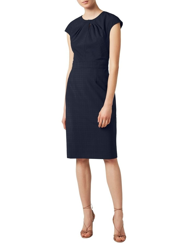 Tonal Check Dress image 1