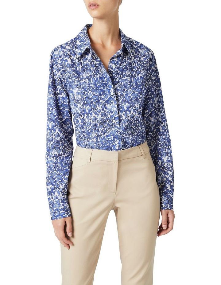 Watercolour Cotton Shirt image 1