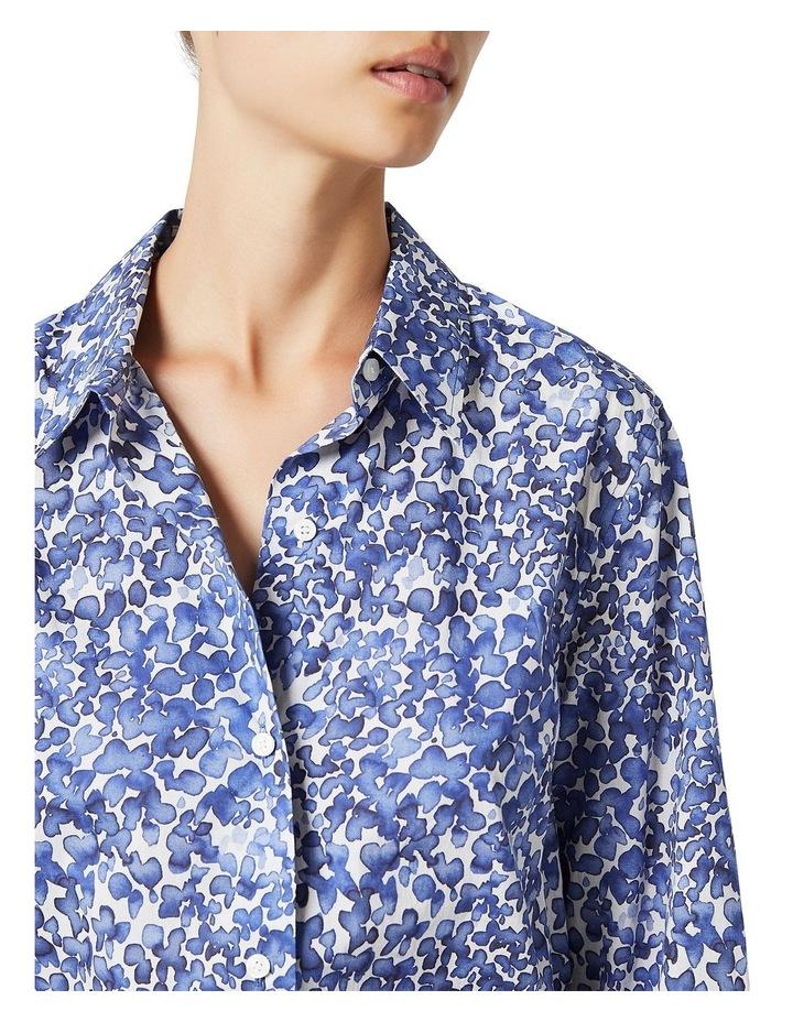 Watercolour Cotton Shirt image 4