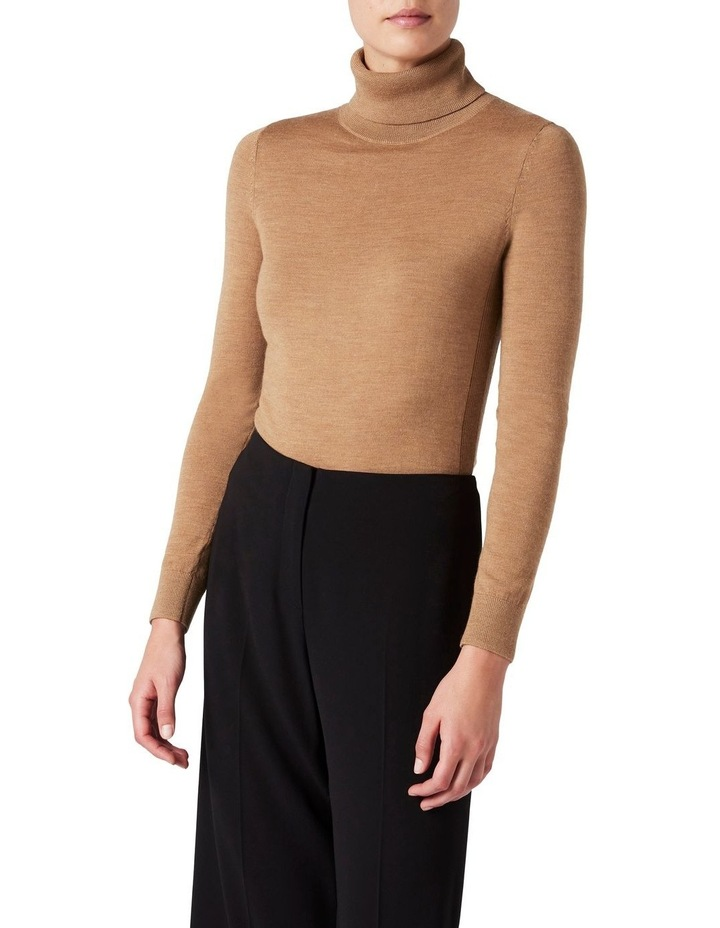 Anita Roll Neck Jumper image 1