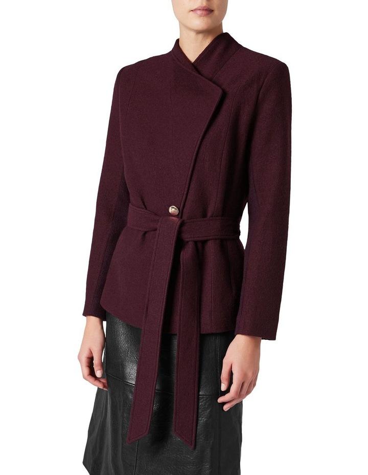 Lea Felted Wool Jacket image 1