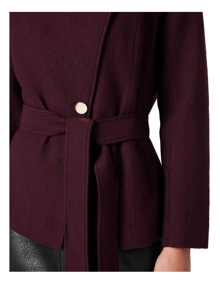 Lea Felted Wool Jacket image 4