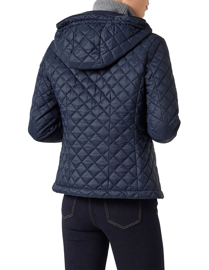 Victoria Quilted Puffa Jacket image 3