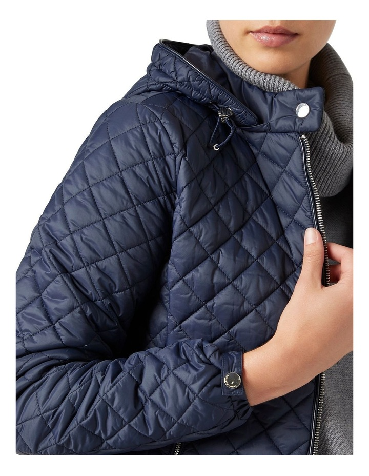 Victoria Quilted Puffa Jacket image 4