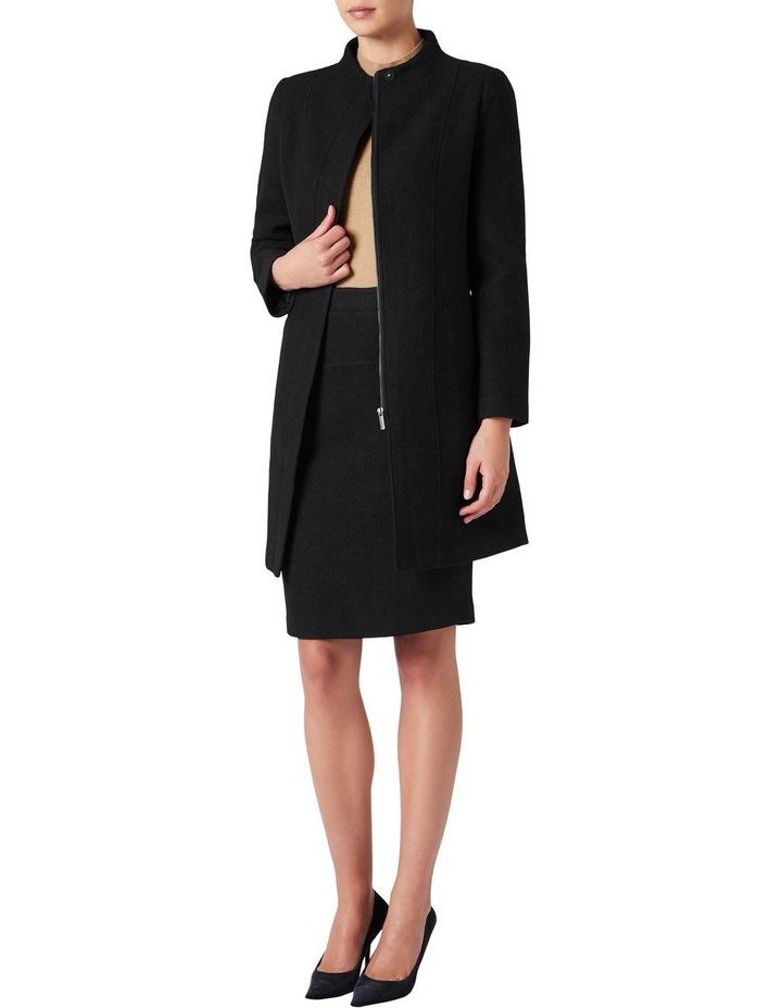 Madison Felted Wool Coat image 2