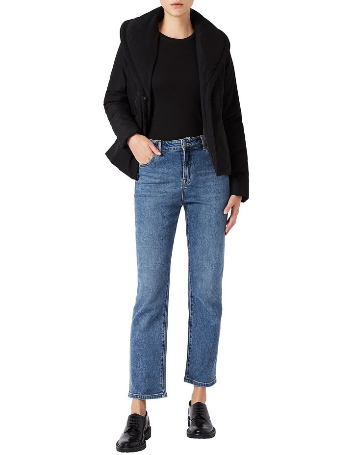 Lana Straight Leg Jean image 1