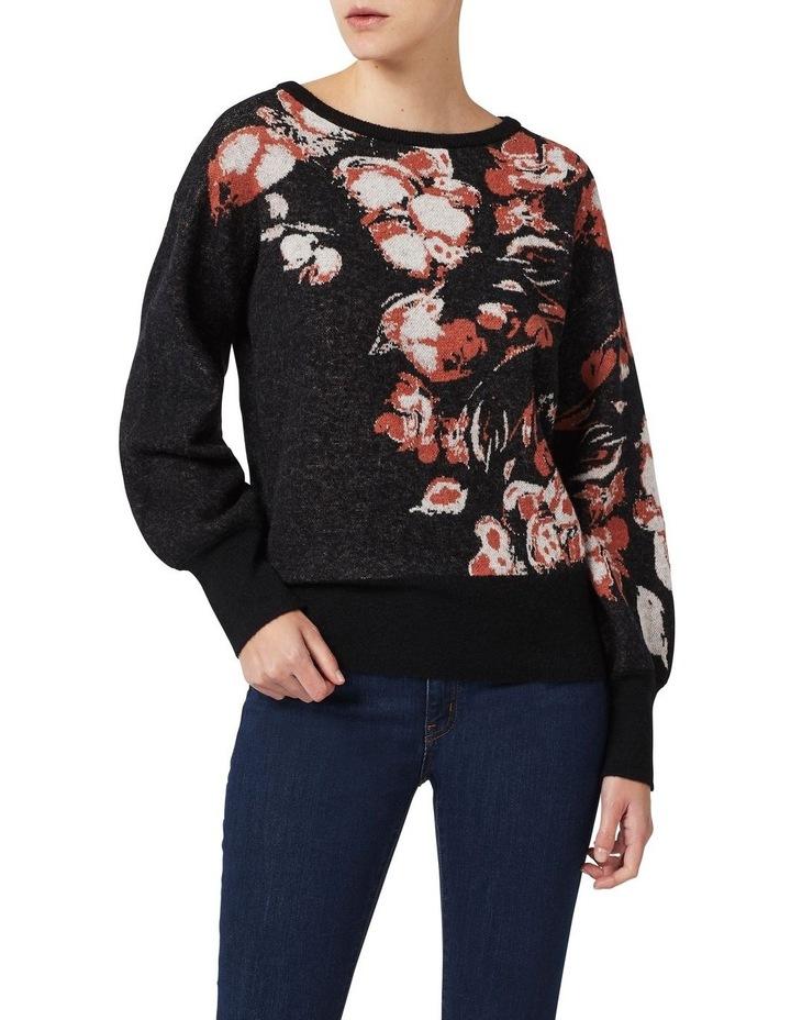 Lucinda Floral Knit image 1