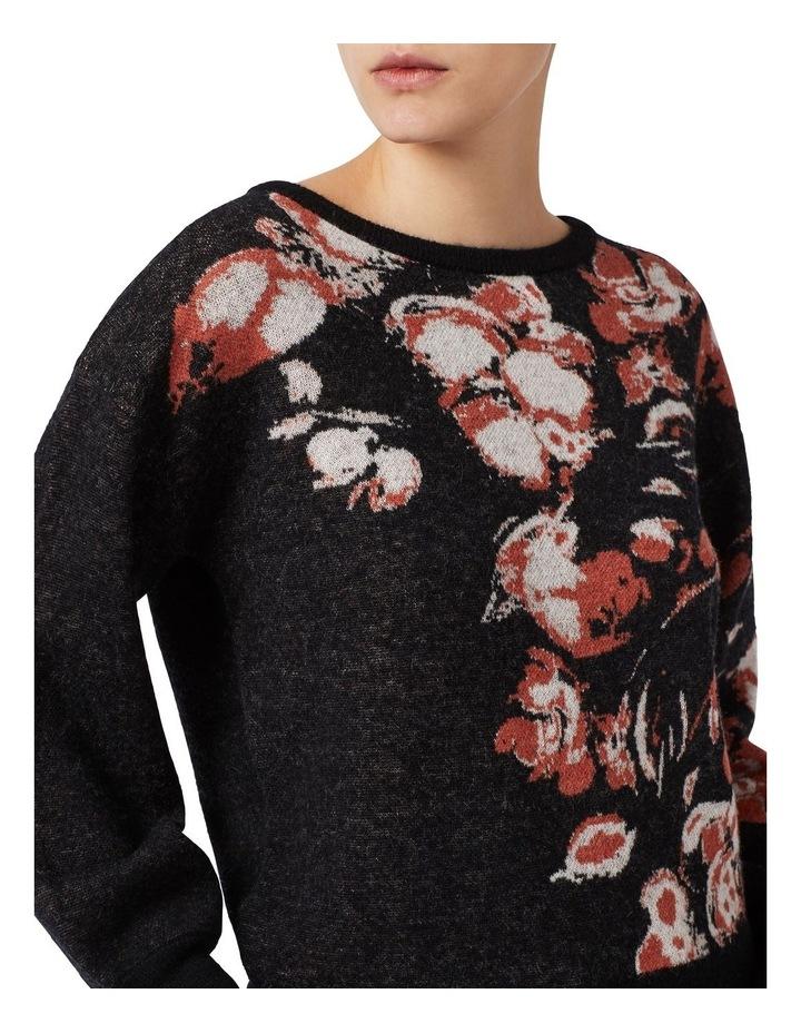 Lucinda Floral Knit image 4
