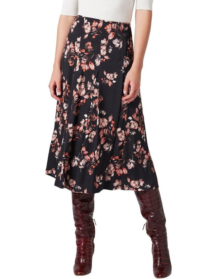 Lucinda Pleated Midi Skirt image 1