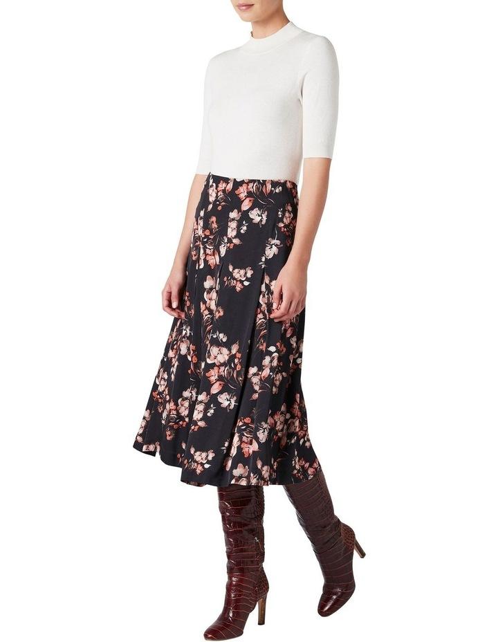 Lucinda Pleated Midi Skirt image 2