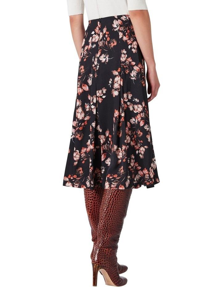 Lucinda Pleated Midi Skirt image 3