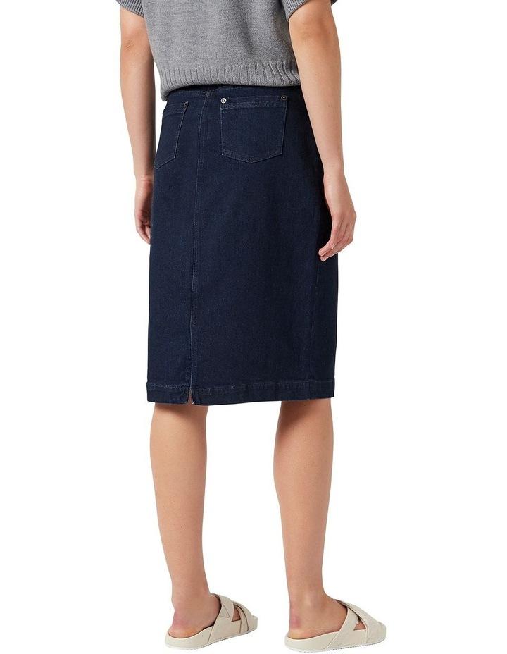 Avery Denim Skirt image 3