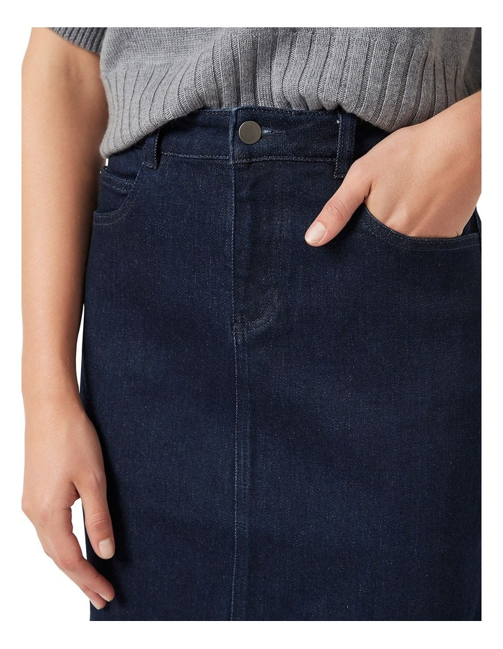Avery Denim Skirt image 4