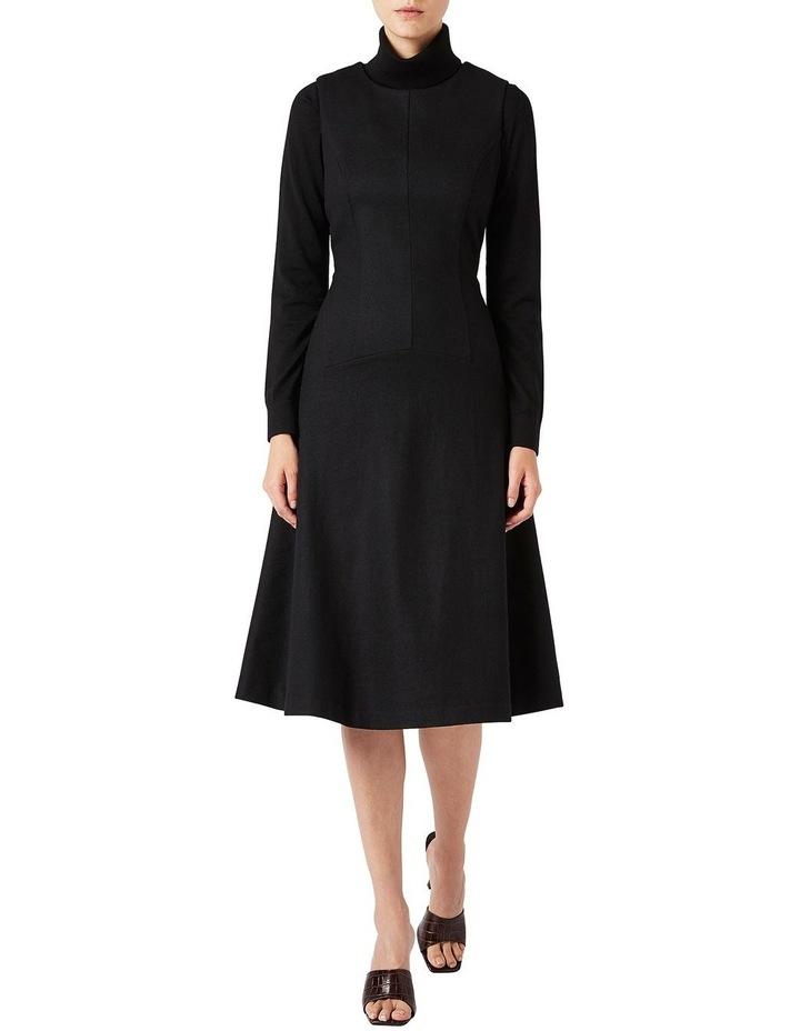 Carli Wool Dress image 2