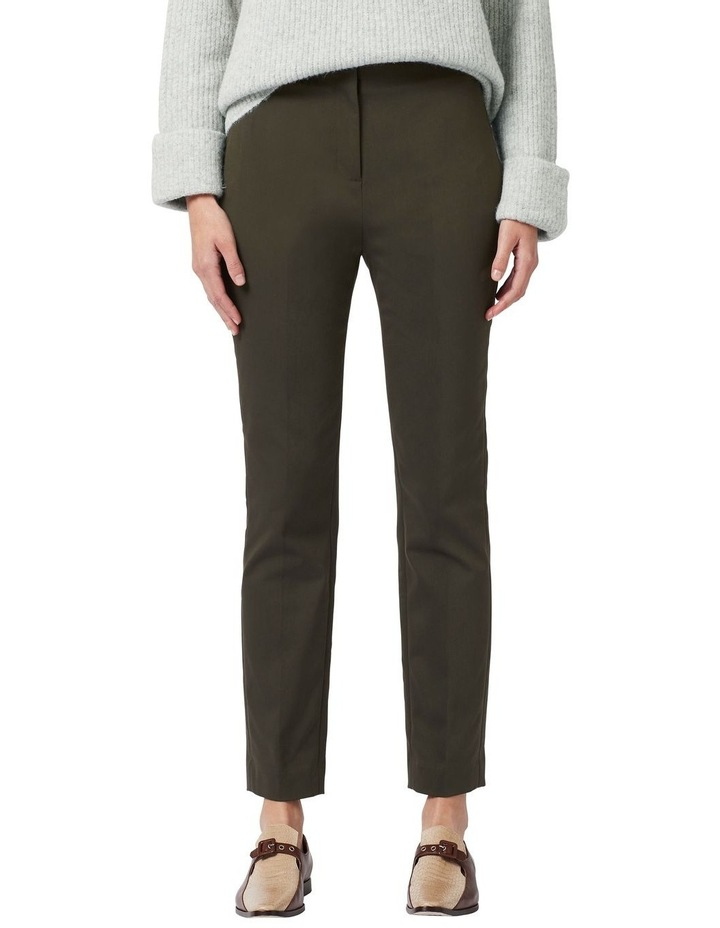 Tapered High Waist Pant image 1
