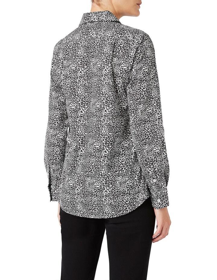 Leopard Cotton Shirt image 3
