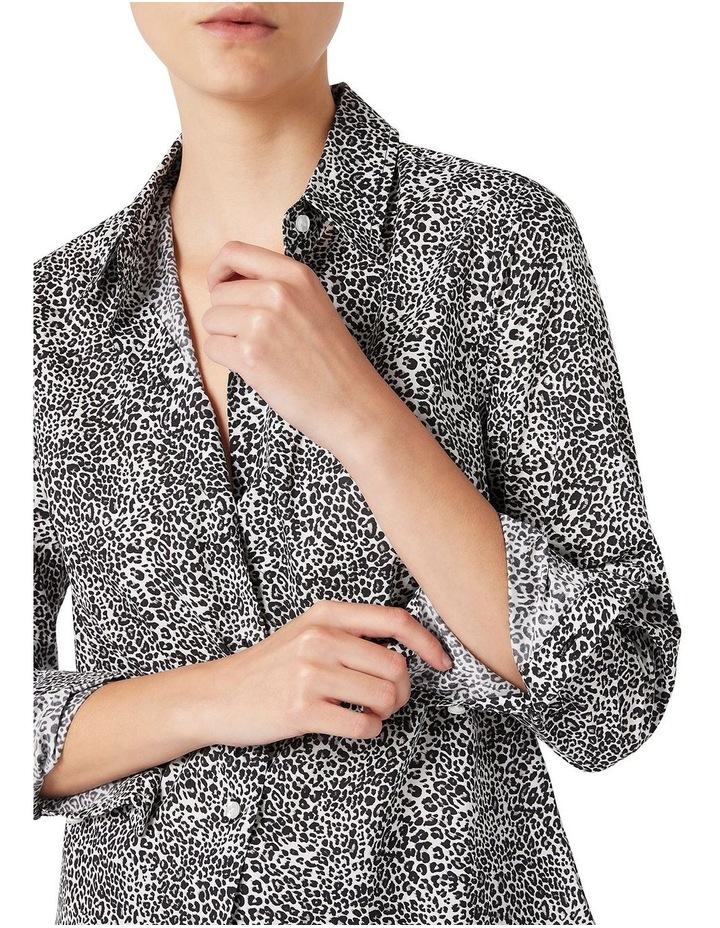Leopard Cotton Shirt image 4