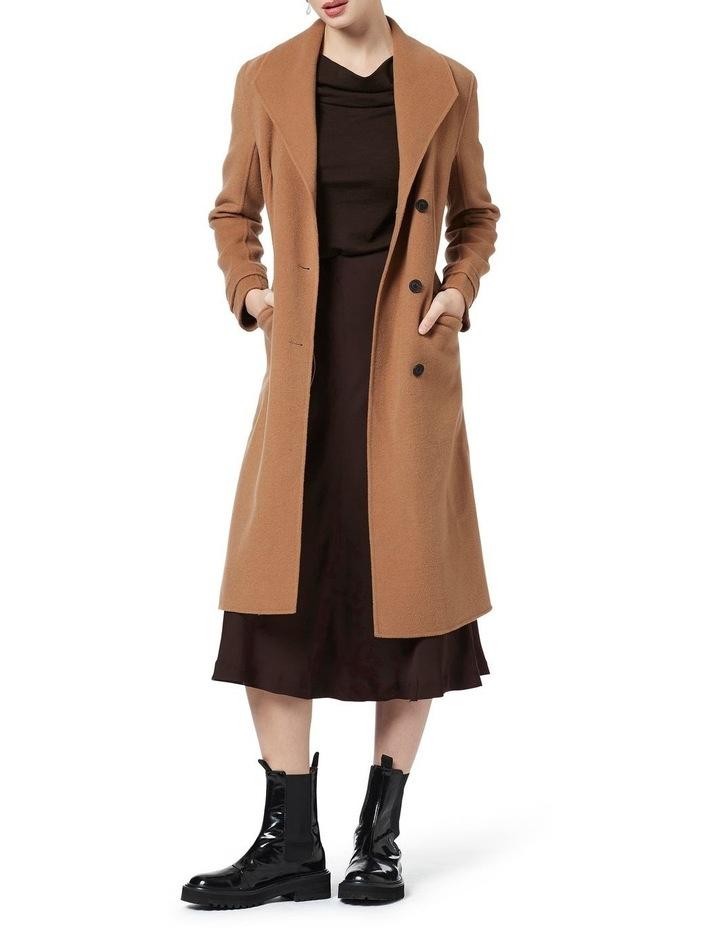 Yasmin Wool Coat image 1