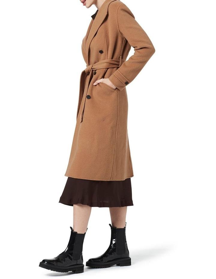 Yasmin Wool Coat image 2