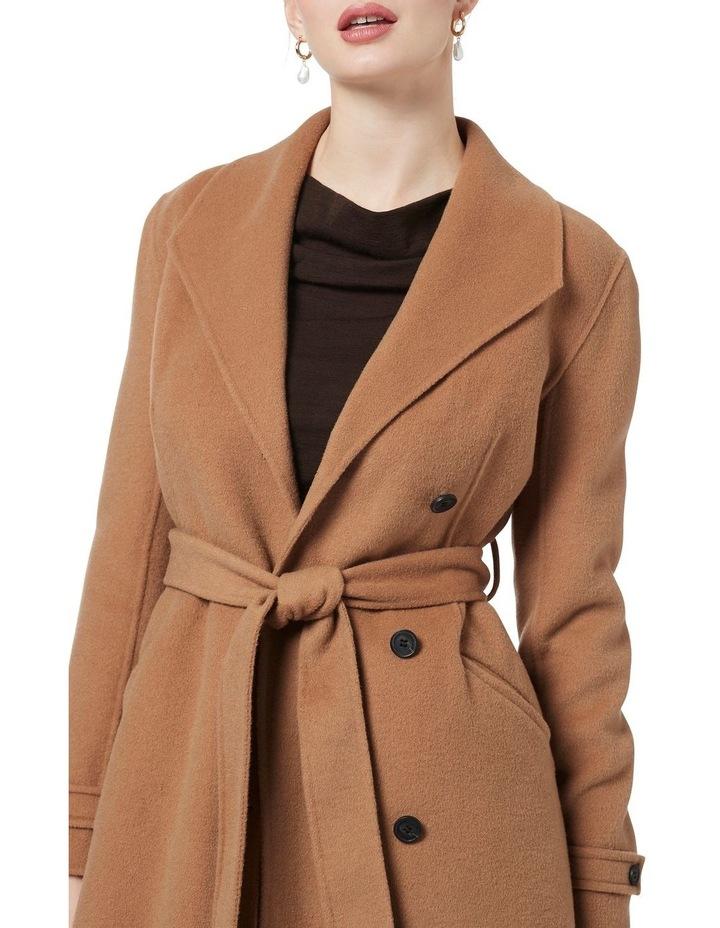 Yasmin Wool Coat image 3