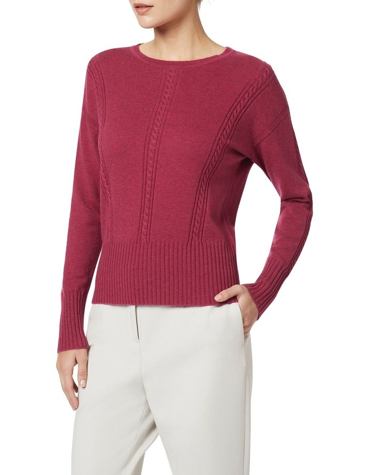 Ava Cable Knit image 1