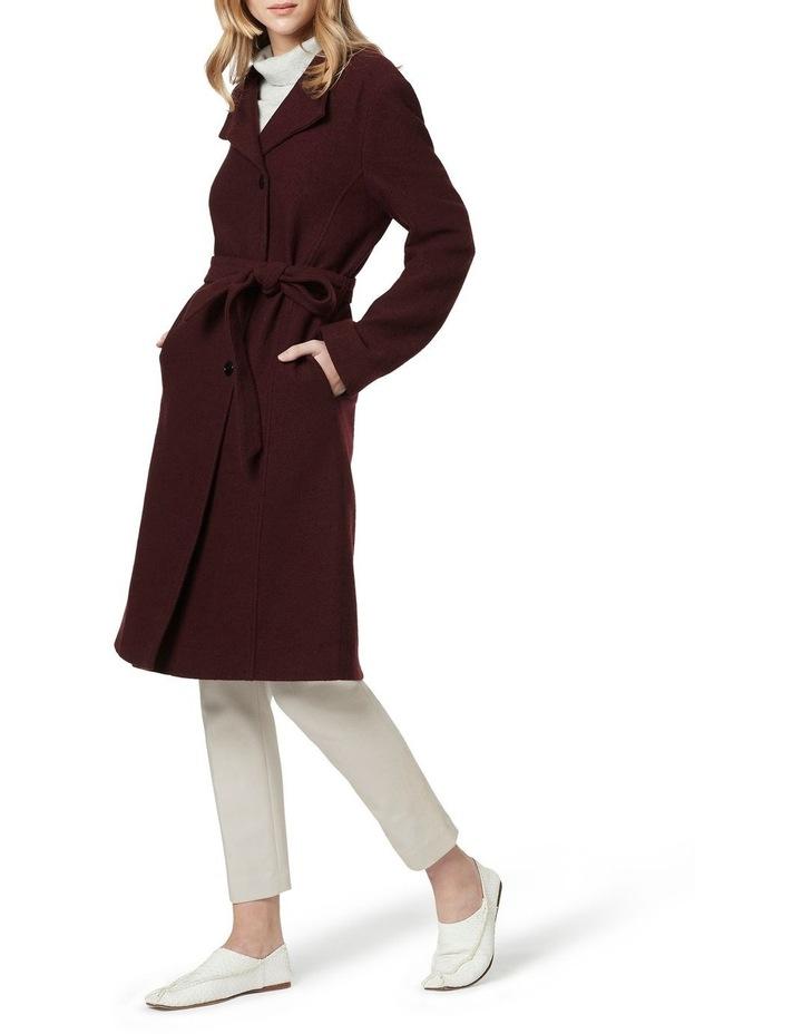 Mackinley Felted Wool Coat image 2