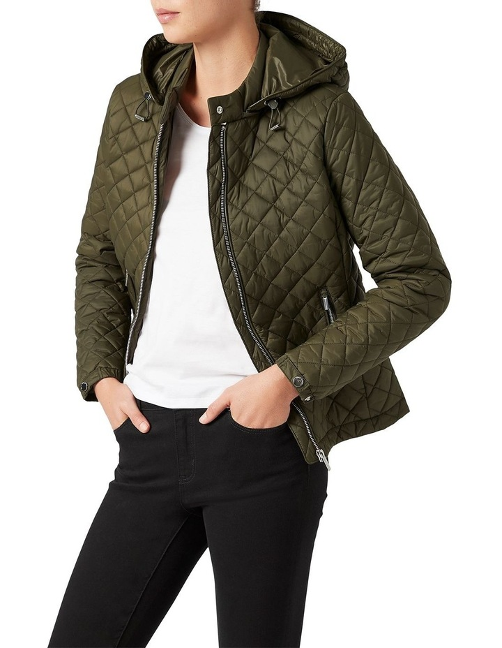 Victoria Quilted Puffa Jacket image 1