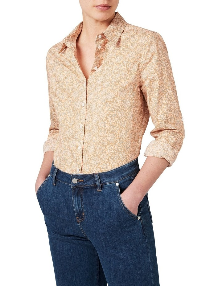 Kaylyn Cotton Voile Shirt image 1