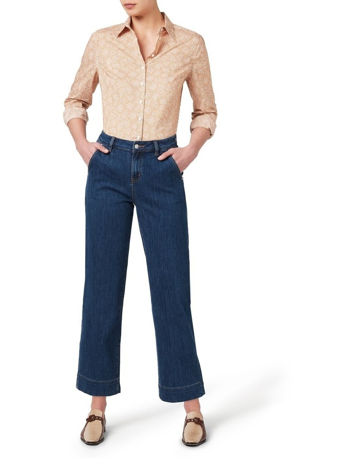 Kaylyn Cotton Voile Shirt image 2