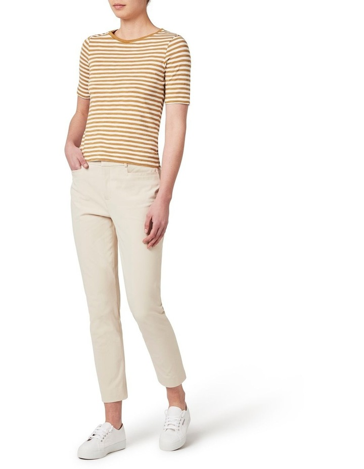 Cassis Stripe Tee image 1