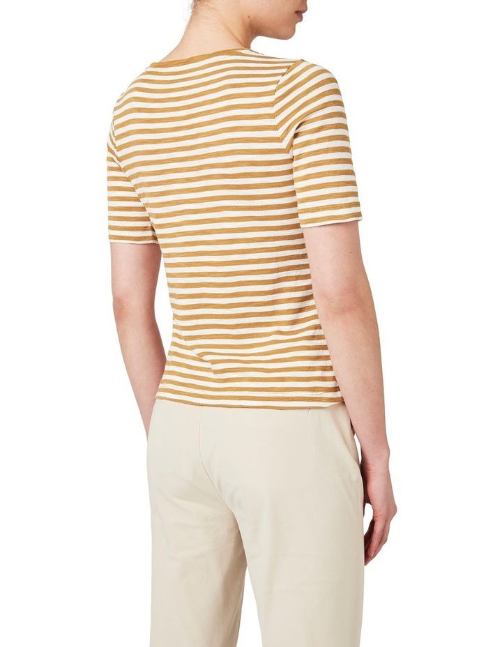Cassis Stripe Tee image 3