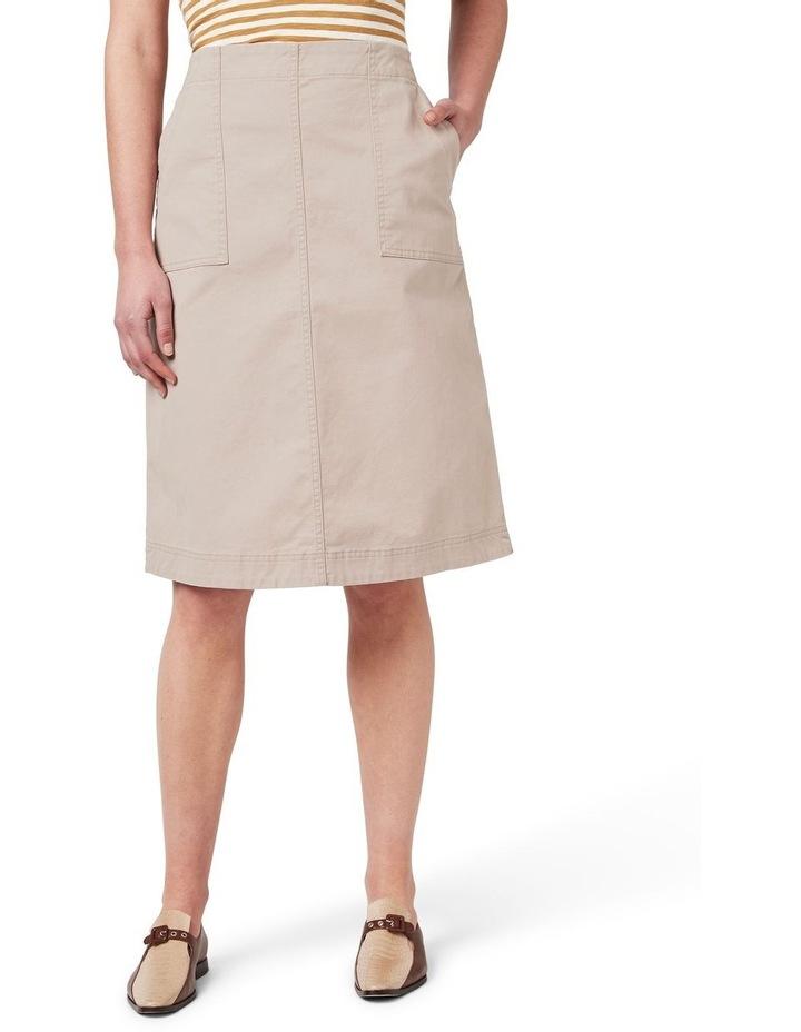 Delilah Aline Midi Skirt image 1