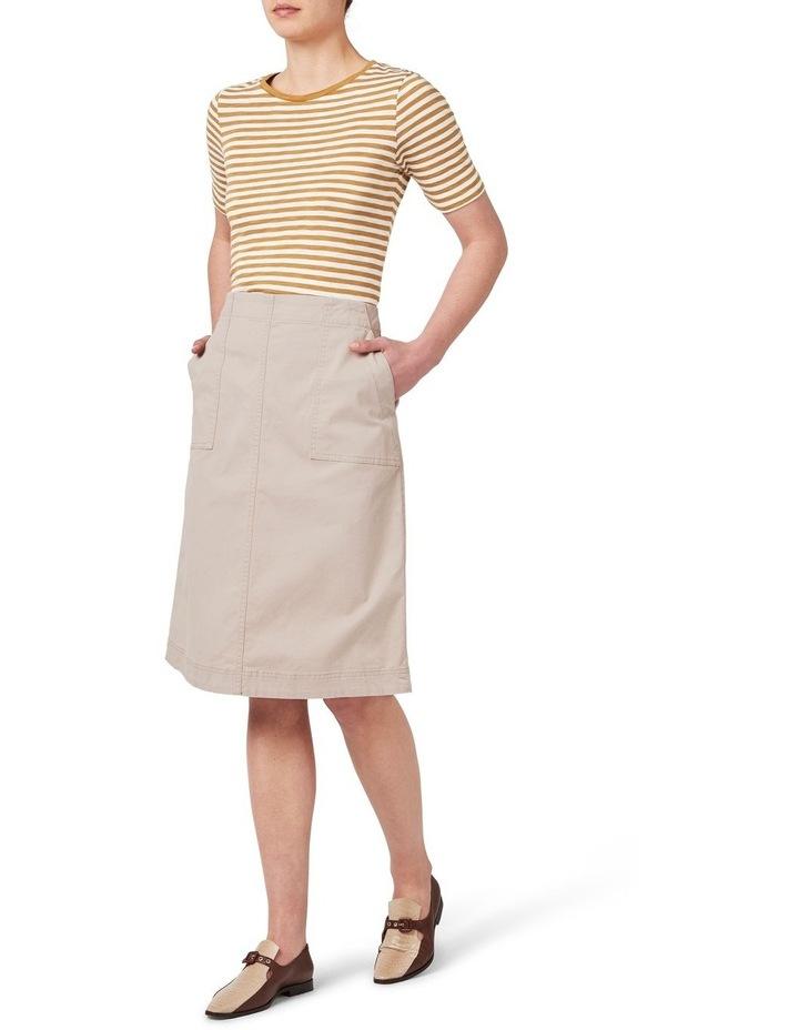 Delilah Aline Midi Skirt image 2