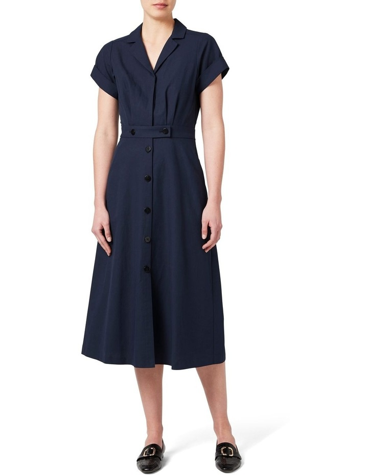 Wrap Shirt Dress image 2